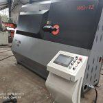 fabriek prijs dubbel bedrade automatische beugel buigmachine