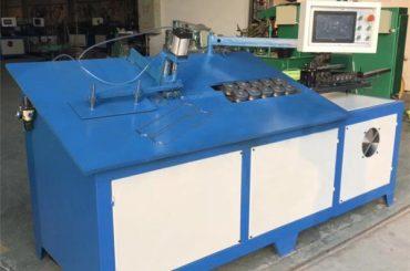 2D cnc automatische buigmachine van staaldraad