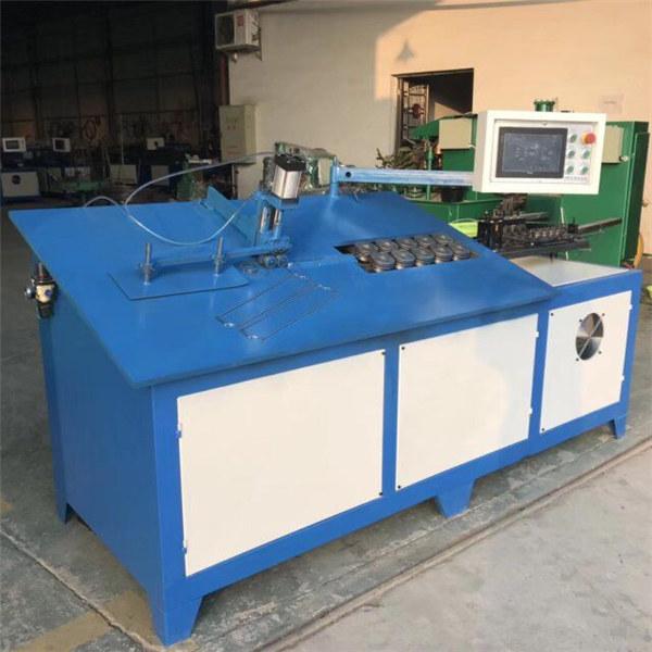 2D CNC automatische staaldraad buigende machine