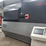 4-12mm hydraulische automatische cnc 2D buigmachine van de draadbuigmachine