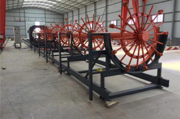 cnc versterking stalen kazerne kooi lassen making machine