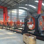 cnc staal kooi lasmachine staalrol naad lasser gebruik voor de bouw
