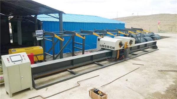 Hot koop Verticale betonstaal Dubbele Benderrebar bender centerautomatic rebar buigmachine