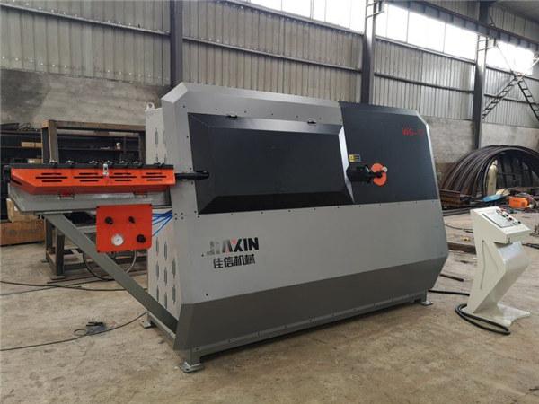 hydraulische automatische 2d cnc-buigende machine van de staaldraad