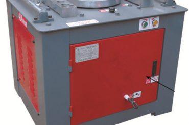 hydraulische buigmachine van roestvrij staal, vierkante buis / ronde pijpbuigers te koop