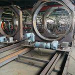 pc bar cage lasmachine voor geprefabriceerd beton gesponnen stapel
