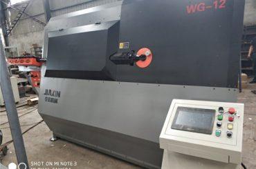industriële machines apparatuur van vervormde bar gemaakt in xingtai automatische stijgbeugelbuiger